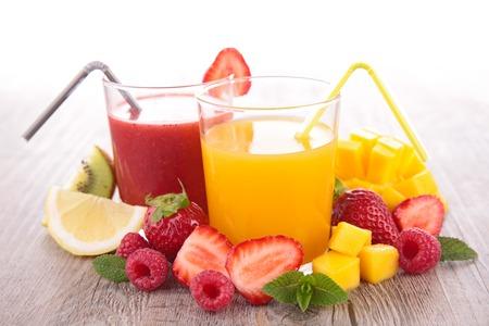 jugos: jugo de fruta