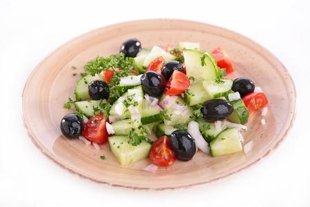 cucumber salad: cucumber salad