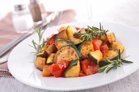 tomato: ratatouille