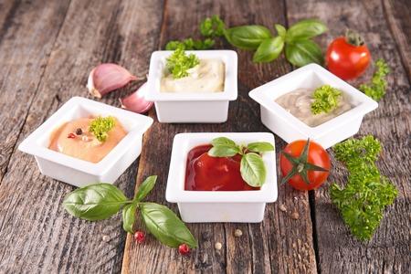 condiment,sauce Stock Photo