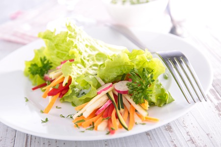 dietetic: dietetic salad