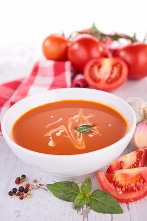 cold soup: tomato cold soup