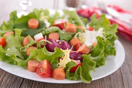 epicure: Mixed salad