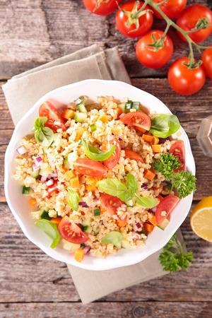quinoa: quinoa salad