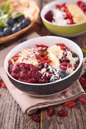 acai: smoothie bowl, acai bowl