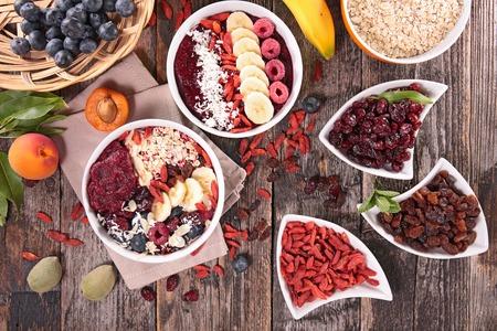 saludable: desayuno saludable