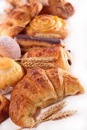 pastries: pastries Stock Photo