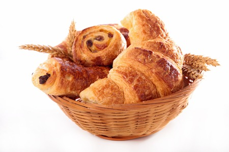 pastries: pastry Stock Photo