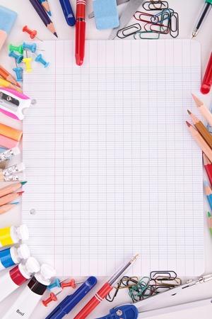 utiles escolares: útiles escolares