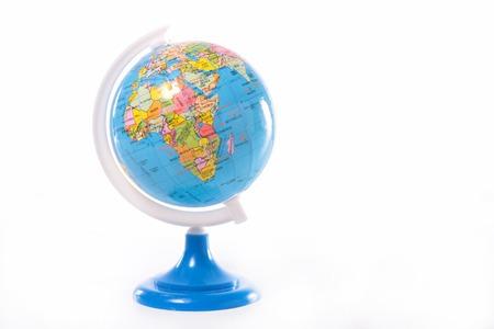 globo terraqueo: globo