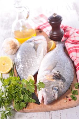 dorado fish: dorado fish