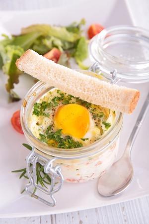 epicure: baked egg