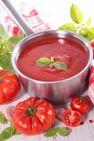 salsa de tomate: salsa de tomate