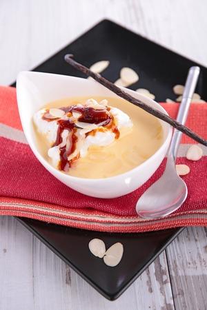 gastronomy: french gastronomy dessert