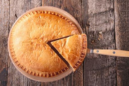 meat pie: meat pie
