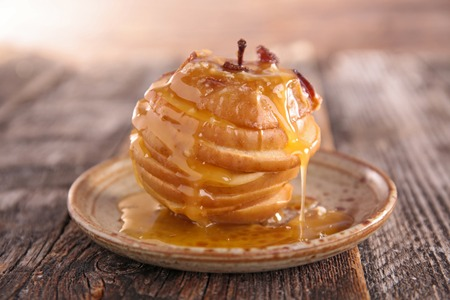 baked: baked apple