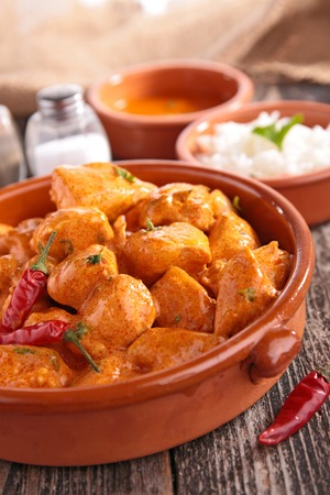 curry dish: curry dish