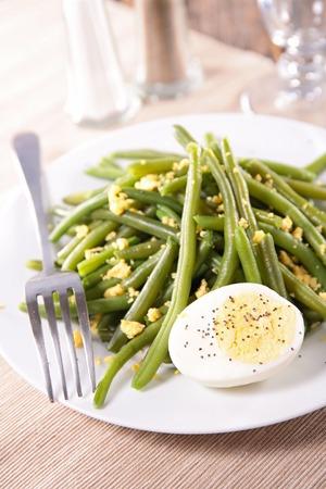 green bean: green bean salad