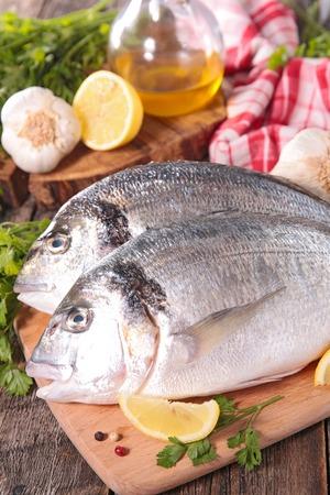 dorado: dorado fishes Stock Photo