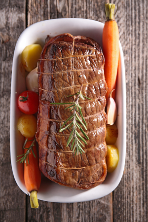 epicure: roasted beef