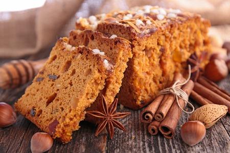 gingerbread cake: gingerbread cake