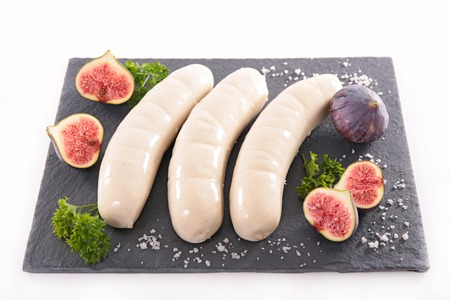 white sausage: white sausage