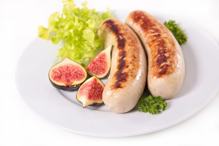 bavarian: grilled bavarian sausages