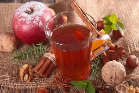 red tea: winter red tea
