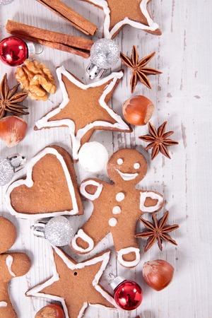 gingerbread cookies: christmas gingerbread cookie