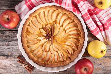 사과 파이 스톡 콘텐츠