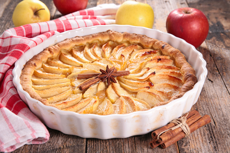 epicure: apple pie