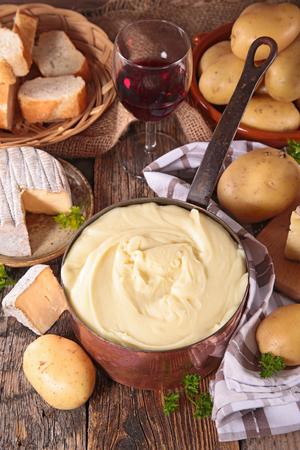 gastronomy: aligot,french gastronomy