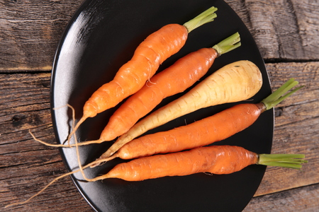 parsnip: carrot and parsnip