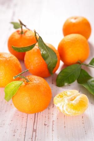 clementine: fresh clementine
