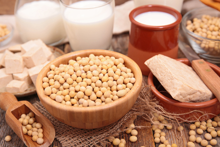 composition: soy product composition