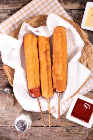 batters: corn dog