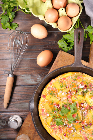 omelet: omelet or tortilla