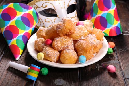 confection: carnival confection