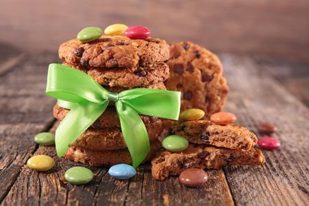 smarties: cookies and smarties