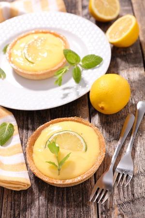 lemon pie: tarta de lim�n