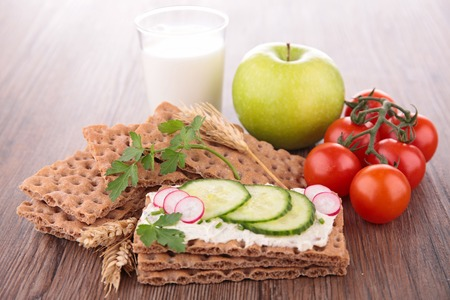 diet food: diet food concept