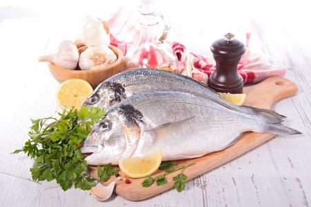 raw: raw fish