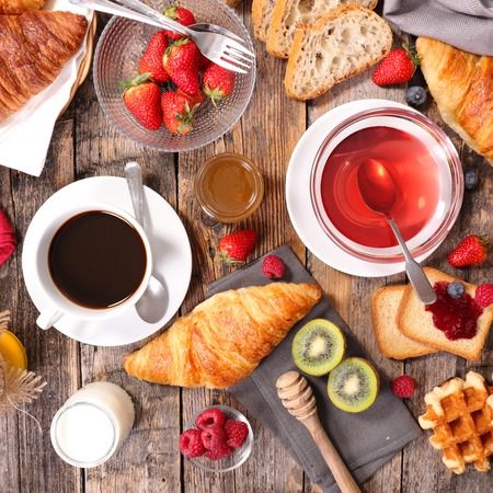 continental: continental breakfast