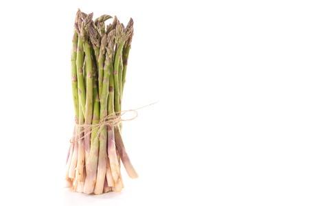 raw: raw asparagus