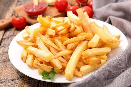 Französisch frites Standard-Bild - 57338950