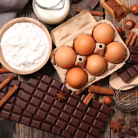 ingredient: ingredient for baking recipe