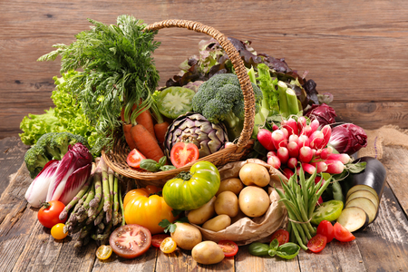 raw: raw vegetable