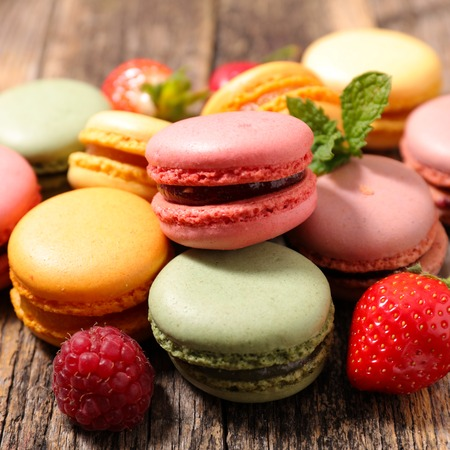 macaroon: collection of macaroon