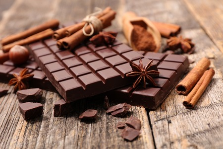 spice: chocolate and spice