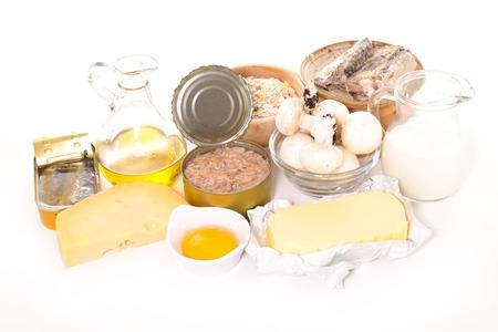 vitamin d: food high in vitamin d